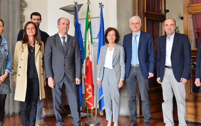 Felician President Strengthens Relationships With Italian Universities