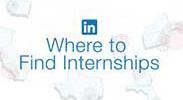 Where to find Internships